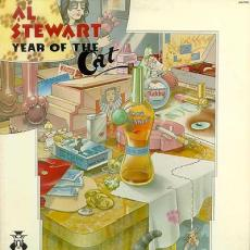 Stewart, Al - Year Of The Cat ( Sleeve Vg )