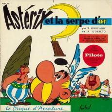 Various ( Goscinny, Rene ) - Asterix Et La Serpe D\'or