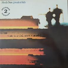 Steely Dan - Greatest Hits (2lp) ( Sleeve Vg + )