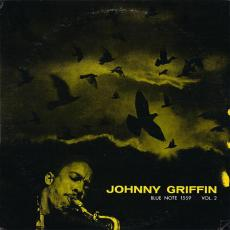 Griffin, Johnny - A Blowing Session