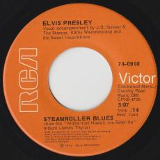 Presley, Elvis - Fool / Steamroller
