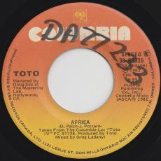Toto - Africa / Good For You