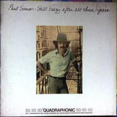 Simon, Paul - Still Crazy After All These Years ( Quadraphonic )