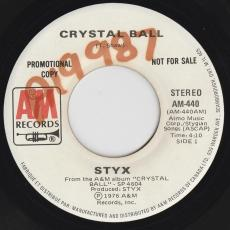 Styx - Crystal Ball [ Promo ]