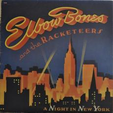 Elbow Bones And The Racketeers - A Night In New York ( Punch Hole - Vg+ )