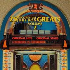 Various - 25 Rock Revival Juke Box Greats Volume 2