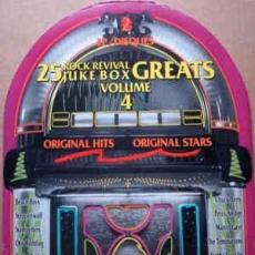 Various - 25 Rock Revival Juke Box Greats Volume 4