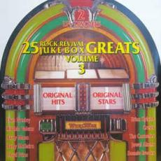 Various - 25 Rock Revival Juke Box Greats Volume 3