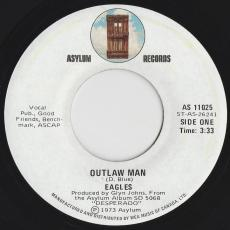 Eagles, The - Outlaw Man