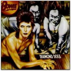 Bowie, David - Diamond Dogs (45th Anniversary / Indie Exclusive Red Vinyl)