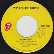 Rolling Stones, The - Brown Sugar / Bitch