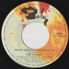 Tracks, The - Heart And Soul [ Version 1 & 2 ]