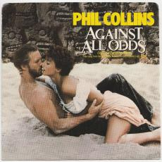 Collins, Phil / Larry Carlton & Michel Colombier - Against All Odds  [w/Picture Sleeve ]