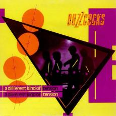 Buzzcocks - A Different Kind Of Tension ( Yellow Vinyl )