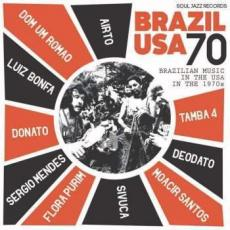 Various - Brazil Usa 70 - Brazilian Music In The Usa In The 1970s ( 2lp )