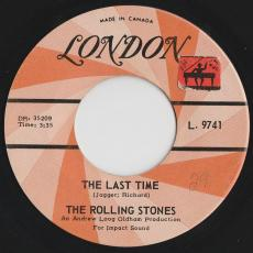 Rolling Stones, The - The Last Time / Play With Fire