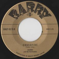 Johnny And The Hurricanes - Red River Rock / Crossfire