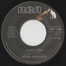 Hendryx, Nona - To The Bone / Ghost Love