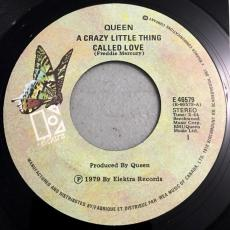 Queen - A Crazy Little Thing Called Love [butterfly Labels]