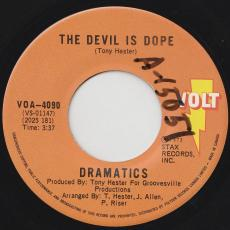 Dramatics, The - Hey You! Get Off My Mountain / The Devil Is Dope