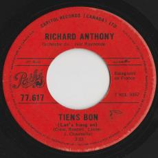 Anthony, Richard - Tiens Bon (let\'s Hang On)