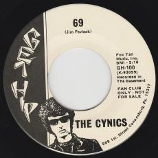 Cynics, The - 69 / Friday Night [fan Club 7\