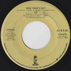 U2 - New Year\'s Day [\