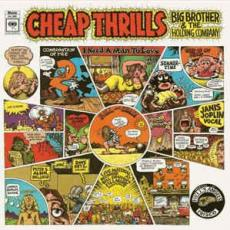 Joplin, Janis & The Big Brother Holding Company - Cheap Thrills (re/Mono/Gatefold)