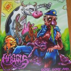 Haggus - Gore, Gore... And More Gore [single Sided Lp/Explicit]