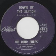 Four Preps, The - Down By The Station