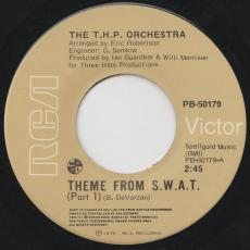T.H.P. Orchestra, The - Theme From S.W.A.T. (part 1 & 2)