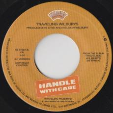 Traveling Wilburys - Handle With Care / Margarita