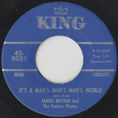 Brown, James & The Famous Flames - It\'s A Man\'s Man\'s Man\'s World [usa]
