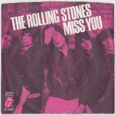 Rolling Stones, The - Miss You [pic. Sleeve]