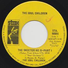 Soul Children, The - The Sweeter He Is - Part 1 & 2