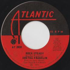Franklin, Aretha - Rock Steady [canada]
