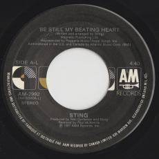 Sting - Be Still My Beating Heart / Ghost In The Strand