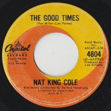 Cole, Nat King - Ramblin\' Rose / The Good Times
