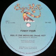 Funky Four - Feel It ( The Mexican )