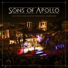 Sons Of Apollo  [ Portnoy / Sheehan ] - Live With The Plovdiv Psychotic Symphony (3cd+dvd)