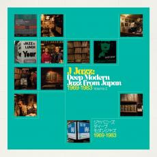 // Varies - J Jazz: Deep Modern Jazz From Japan 1969 - 1983 Volume 2  (3lp / 180g)