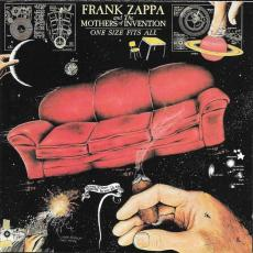 Zappa, Frank & The Mothers Of Invention - One Size Fits All