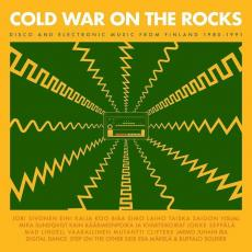Varies - Cold War On The Rocks : Disco And Electronic Music From Finland 1980-1991 ( 2lp )