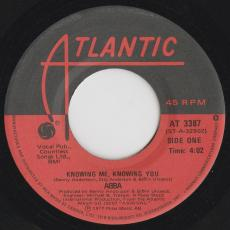 Abba - Knowing Me, Knowing You ( Vg+ )