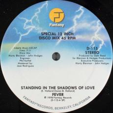 Fever - Standing In The Shadows Of Love