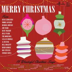 Various - Blackfriday2019 - Merry Christmas From King Records ( Red Vinyl )