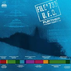 Various - Blackfriday2019 - File #733 U.F.O. - Further Investigation ( 2lp )