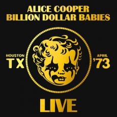 Cooper, Alice - Blackfriday2019 - Billion Dollar Babies ( Live ) ( Lp + 7inch )