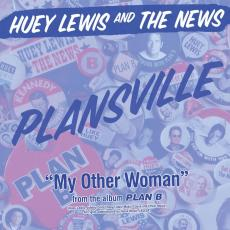 Lewis, Huey & The News - Blackfriday2019 - Plansville ( 7in )