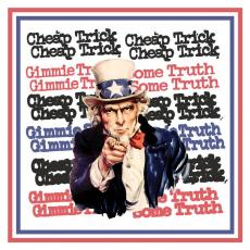 Cheap Trick - Blackfriday2019 - Gimme Some Truth ( 7in / Translucent Red Vinyl )